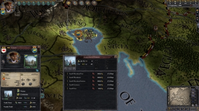 Screen ze hry Crusader Kings II: The Republic