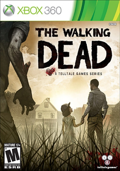 Obal hry The Walking Dead
