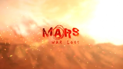 Artwork ke hře Mars: War Logs