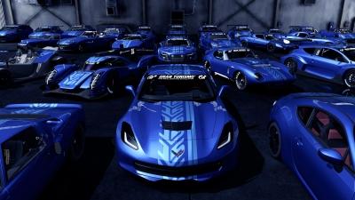 Artwork ke hře Gran Turismo 6