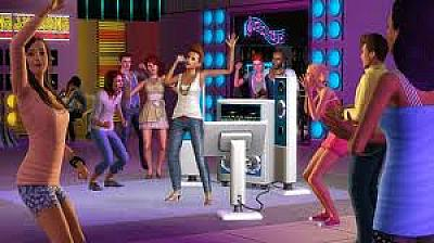 Screen ze hry The Sims 3: Showtime
