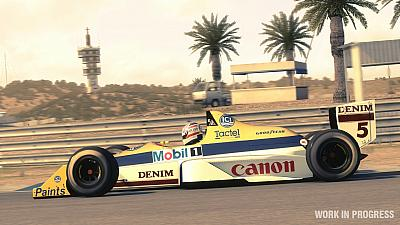 Screen ze hry F1 2013