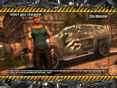 Screen ze hry FlatOut 3: Chaos & Destruction