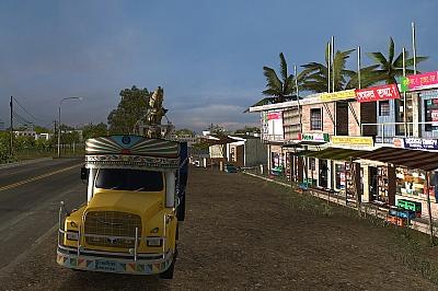 Screen ze hry 18 Wheels of Steel: Extreme Trucker 2