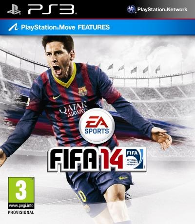 Obal hry FIFA 14