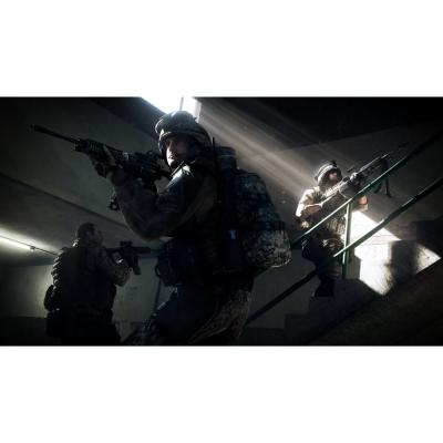 Screen ze hry Battlefield 3