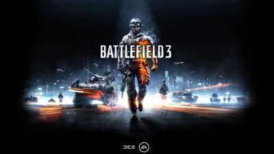 Artwork ke hře Battlefield 3