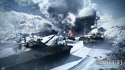 Screen ze hry Battlefield 3: Armored Kill
