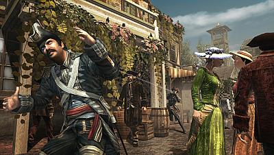 Screen ze hry Assassin´s Creed III: Liberation