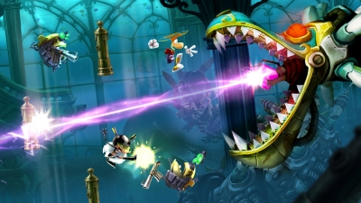 Screen ze hry Rayman Legends