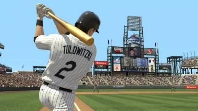 Screen ze hry Major League Baseball 2K12