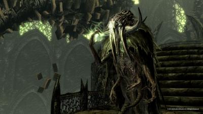 Screen ze hry The Elder Scrolls V: Skyrim - Dragonborn