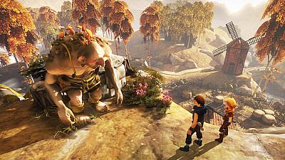 Screen ze hry Brothers: a Tale of Two Sons