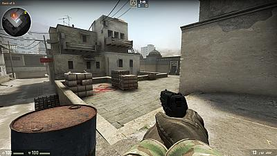 Screen ze hry Counter-Strike: Global Offensive