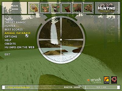 Screen ze hry Hunting Unlimited