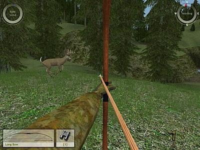 Screen ze hry Hunting Unlimited 2