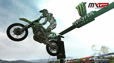 Screen ze hry MXGP
