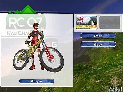 Screen ze hry Rad Challenge 07