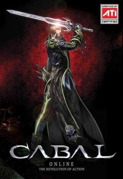 Obal hry CABAL Online