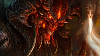 Artwork ke hře Diablo III
