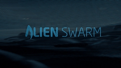Artwork ke hře Alien Swarm