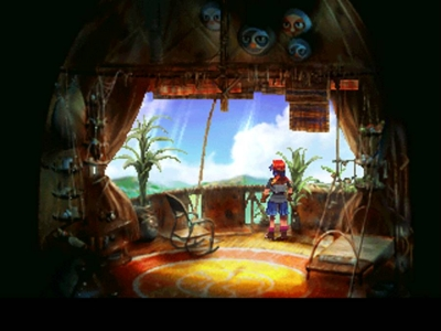 Screen ze hry Chrono Cross