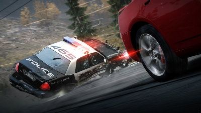 Artwork ke hře Need for Speed III: Hot Pursuit