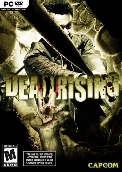 Obal hry Dead Rising