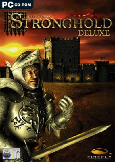 Obal hry Stronghold 3