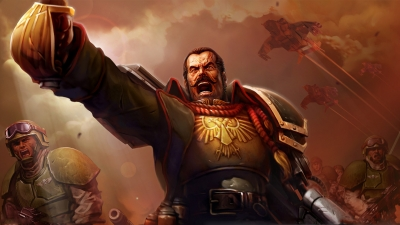 Artwork ke hře Warhammer 40,000: Dawn of War II: Retribution