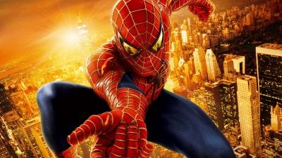 Artwork ke hře Spider-Man