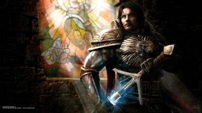 Artwork ke hře Dungeon Siege III