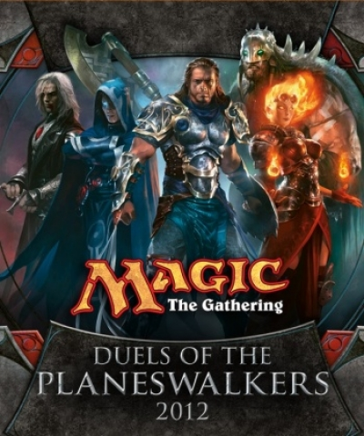 Obal hry Magic: The Gathering - Duels of the Planeswalkers 2012
