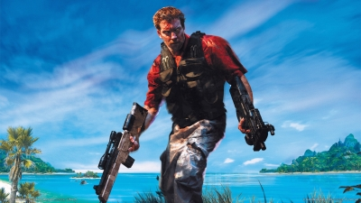 Artwork ke hře Far Cry Instincts