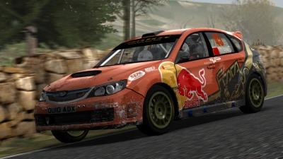 Artwork ke hře WRC: FIA World Rally Championship