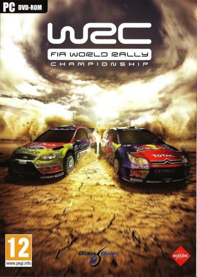 Obal hry WRC: FIA World Rally Championship