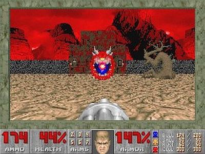 Screen Ultimate Doom