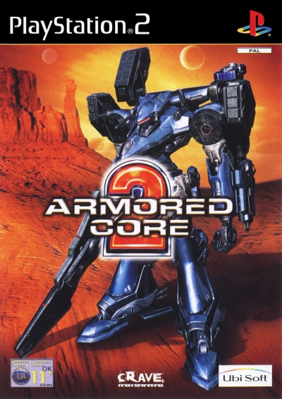 Obal hry Armored Core 2