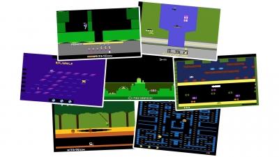 Artwork ke hře Activision Anthology