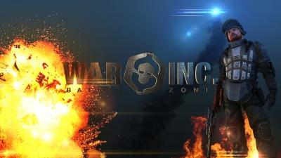 Artwork ke hře War Inc. Battlezone