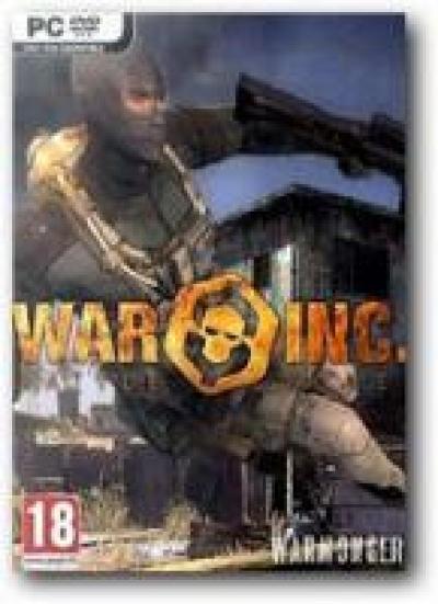 Obal hry War Inc. Battlezone