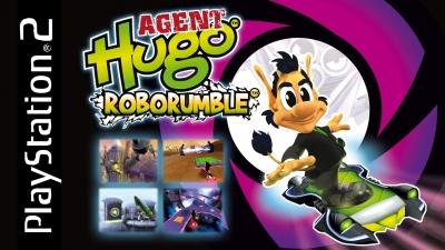 Artwork ke hře Agent Hugo: Roborumble