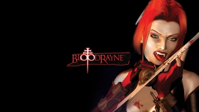 Artwork ke hře BloodRayne