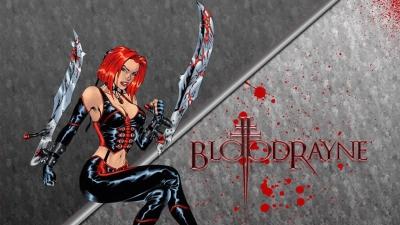 Artwork ke hře BloodRayne 2