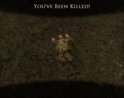 Screen ze hry Brothers in Arms: Earned in Blood