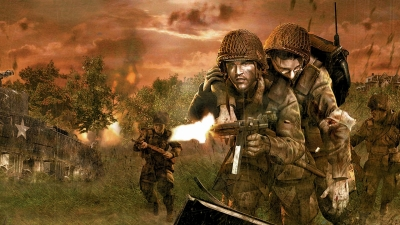 Artwork ke hře Brothers in Arms: Road to Hill 30