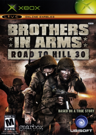 Obal hry Brothers in Arms: Road to Hill 30
