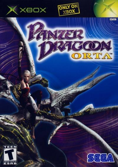 Obal hry Panzer Dragoon Orta