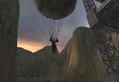 Screen ze hry Return to Castle Wolfenstein: Tides of War