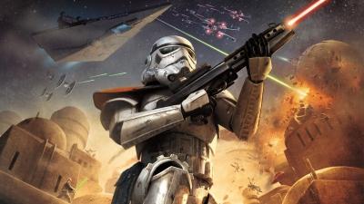 Artwork ke hře Star Wars Battlefront